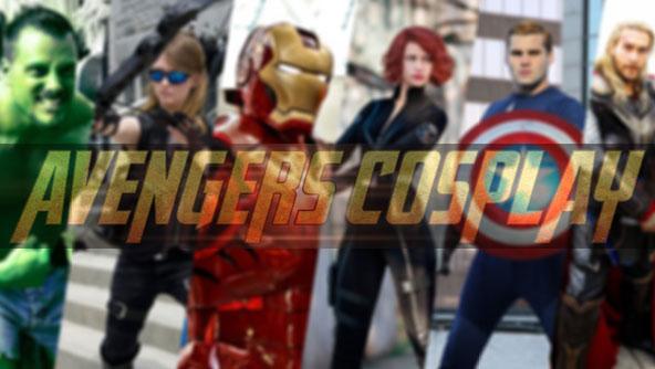 avengers cosplay blog