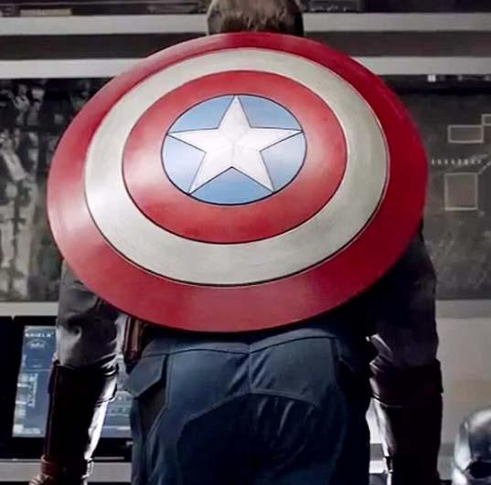 captain america cosplay suit