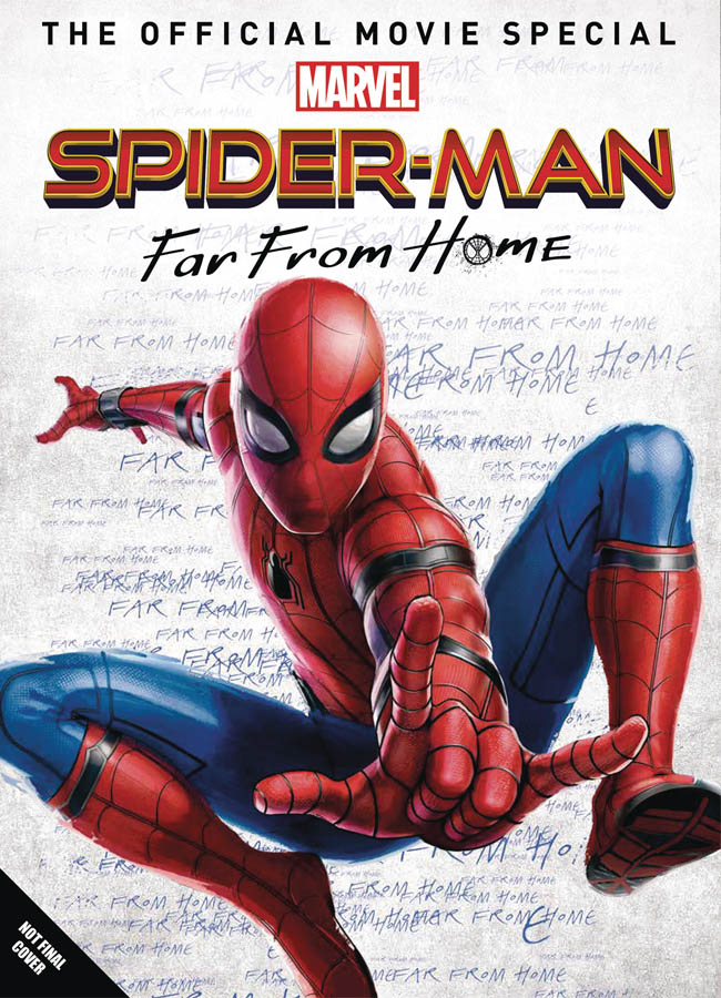 spider-man far from home the movie