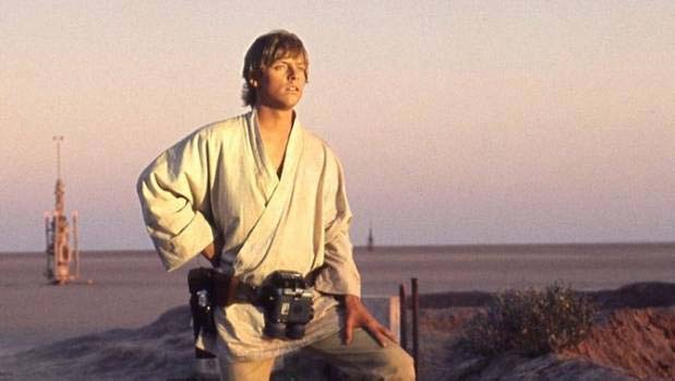 luke skywalker classic suit